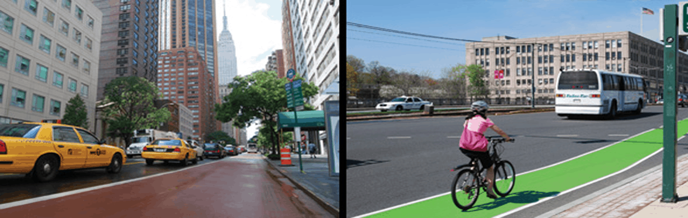 Ride-A-Way Corridor treatment with little to low vehicle traffic 2