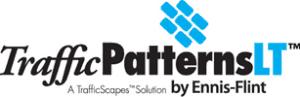 TrafficPatternsLT™Durable Skid and Slip Resistant Covering for Stamped Asphalt 1