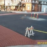 DuraTherm® Streetscape Asphalt Inlaid Surfacing System 8