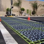 DuraTherm® Streetscape Asphalt Inlaid Surfacing System 6